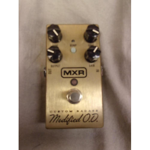 MXR M77 Custom Modified Badass Overdrive Effect Pedal-thumbnail