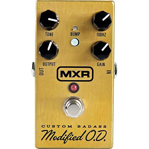 MXR M77 Custom Modified Badass Overdrive Guitar Effects Pedal