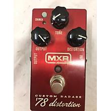 MXR M78 1978 Custom Badass Distortion Effect Pedal