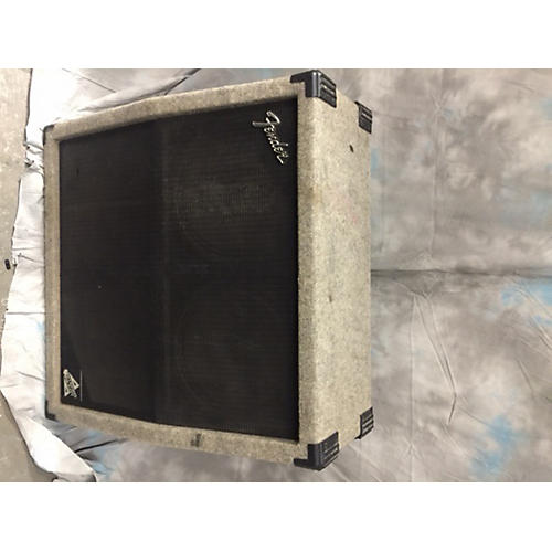 Fender M80 412A Gray Carpet Guitar Cabinet Gray Carpet