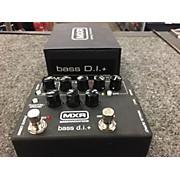 MXR M80 Bass Overdrive Bass Effect Pedal
