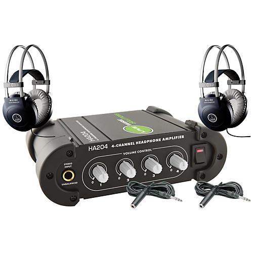 AKG M80 MKII Headphone Amp Package-thumbnail