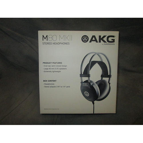 AKG M80 MKII Headphones