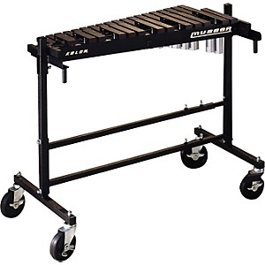 Musser M8067 2.5 Octave Marching Xylophone with 8005 Cart by Musser