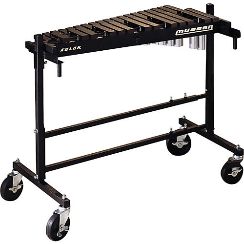 Musser M8067 2.5 Octave Marching Xylophone with 8005 Cart-thumbnail