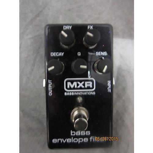 MXR M82 Bass Envelope Filter Bass Effect Pedal-thumbnail
