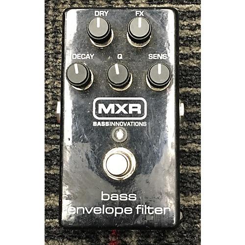 MXR M82 Bass Envelope Filter Bass Effect Pedal