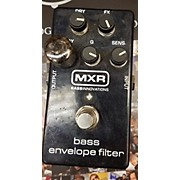 MXR M82 Bass Envelope Filter Bass Effect Pedal