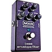 M82 Bass Envelope Filter Effects Pedal