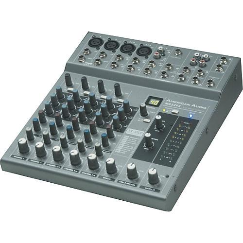 American Audio M822FX Compact Mixer-thumbnail