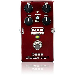 mxr m85 bass distortion effects pedal guitar center. Black Bedroom Furniture Sets. Home Design Ideas