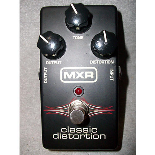 MXR M86 Classic Distortion Effect Pedal-thumbnail