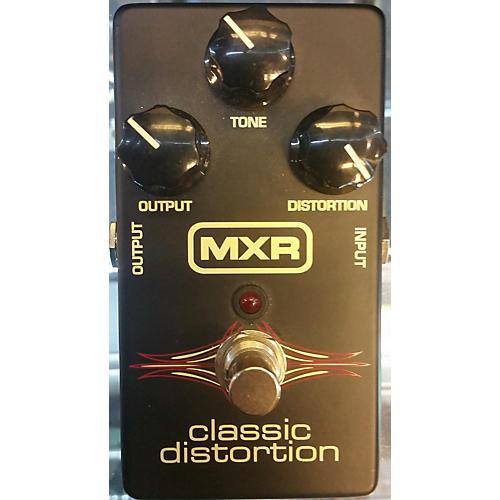 MXR M86 Classic Distortion Effect Pedal-thumbnail