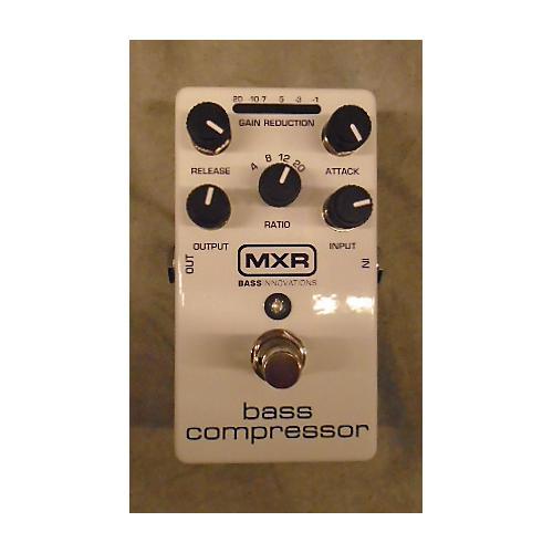 MXR M87 Bass Compressor Bass Effect Pedal-thumbnail