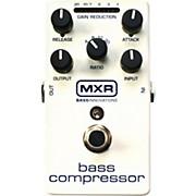 M87 Bass Compressor Bass Effects Pedal
