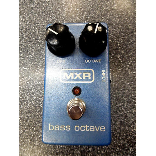 MXR M88 Bass Octave Bass Effect Pedal