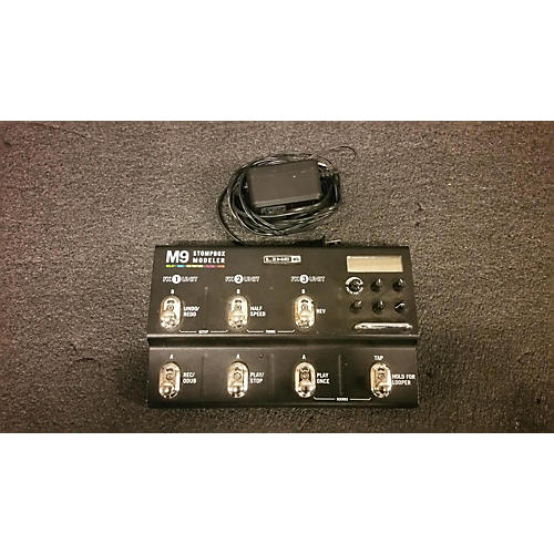 Line 6 M9 Stompbox Modeler Effect Processor-thumbnail