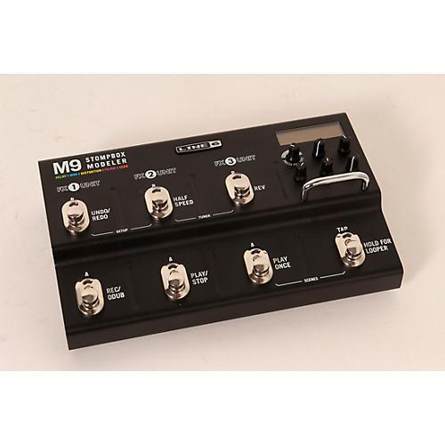 blemished line 6 m9 stompbox modeler guitar multi effects pedal regular 888366026496 guitar center. Black Bedroom Furniture Sets. Home Design Ideas