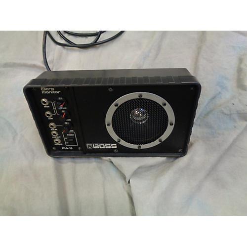 Boss MA-15 Powered Monitor-thumbnail