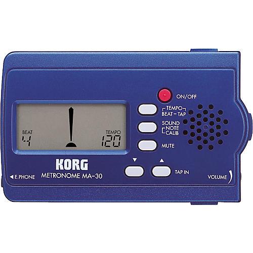 Korg MA-30 Digital Metronome-thumbnail