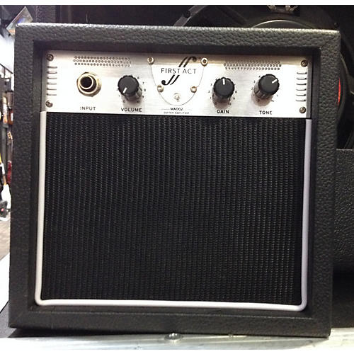 First Act MA002 Black Guitar Combo Amp