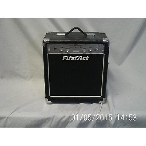 used first act ma215 bass combo amp guitar center. Black Bedroom Furniture Sets. Home Design Ideas