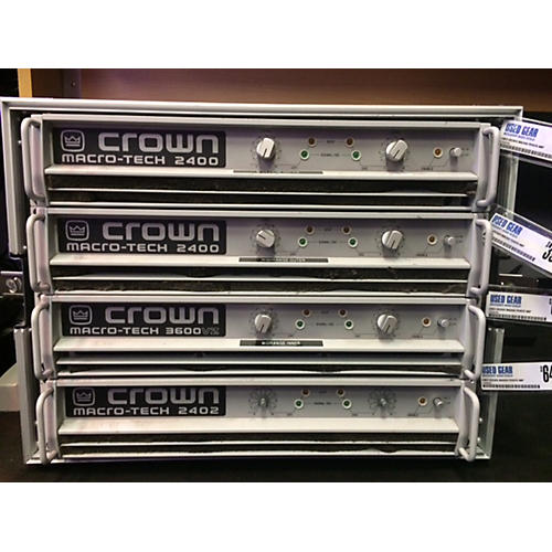 Crown MA2402 Power Amp