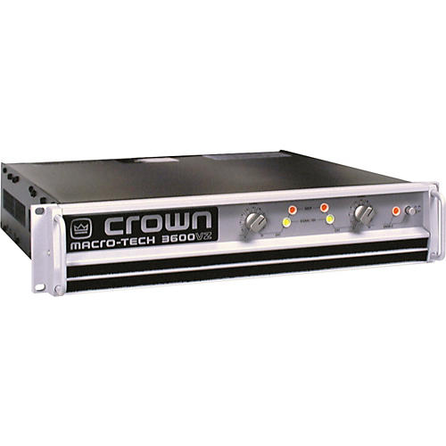 Crown MA3600VZ-Stereo Power Amp-thumbnail