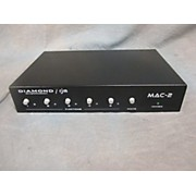 Diamond Amplification MAC-2 Signal Processor