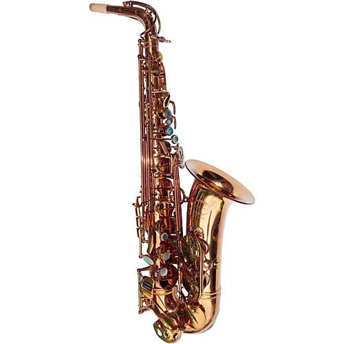 MACSAX MAC 8 Alto Saxophone Dark Gold Lacquer