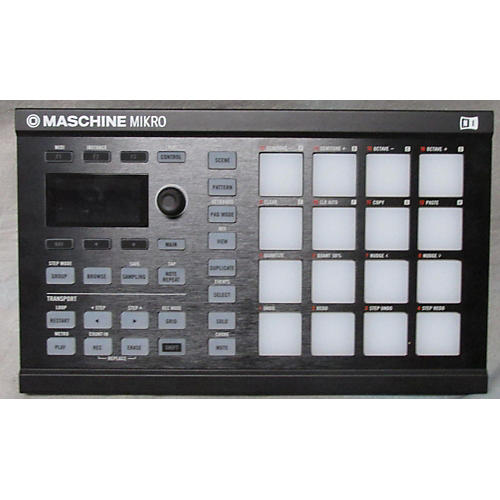 Native Instruments MACHINE MICRO DJ Controller