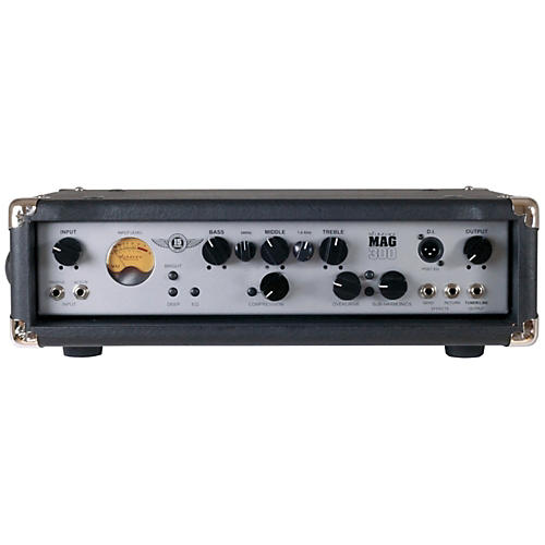 Ashdown MAG 300H EVO III Bass Amp Head Black