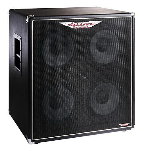 Ashdown MAG 414T Deep 4x10 Bass Cab Black 4 Ohm