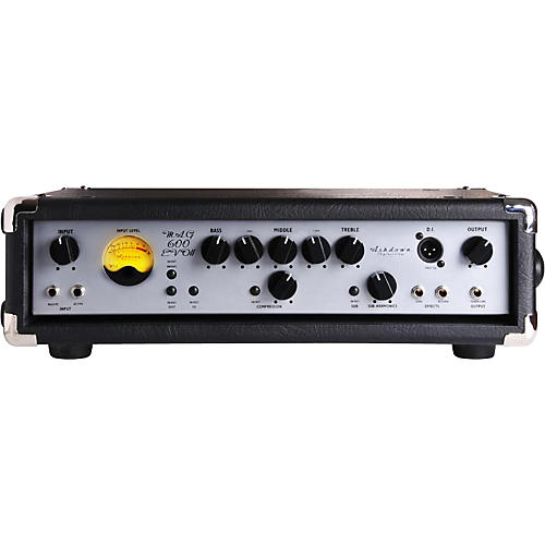 Ashdown MAG 600H EVO II 600W Bass Amp Head