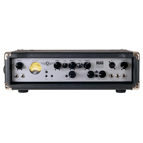 Ashdown MAG 600H EVO III 600W Bass Amplifier Head-thumbnail