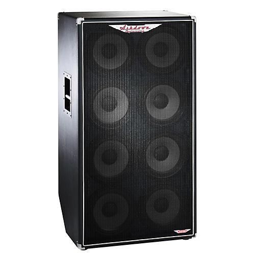 Ashdown MAG 810 8x10 Bass Cab Black 4 Ohm