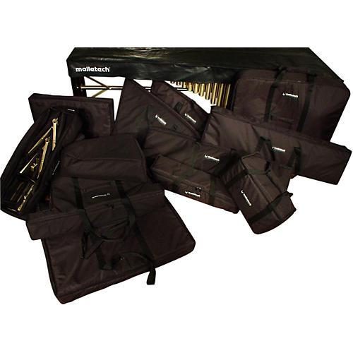 Malletech MALLETECH CC11 11-Piece Marimba Bag Set