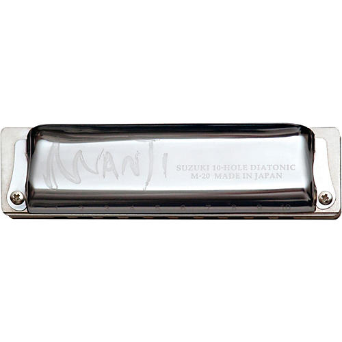 Suzuki MANJI Harmonica Major 7th Tuned