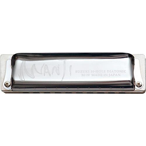 Suzuki MANJI Harmonica Natural Minor Tuned-thumbnail