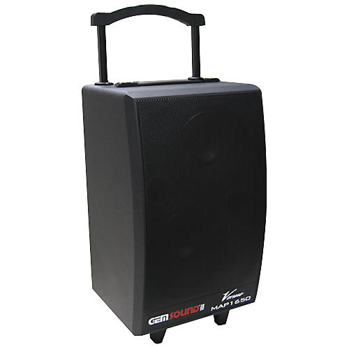 Gem Sound MAP1650 Mobile PA System