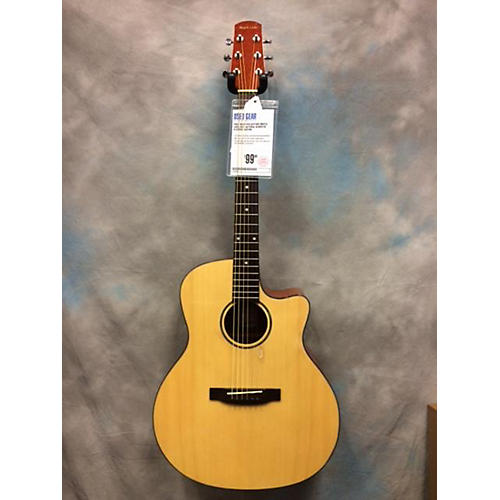 Wechter Guitars MAPLE LAKE 2612 Acoustic Electric Guitar Natural