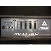 Peavey MAQ 150 Power Amp