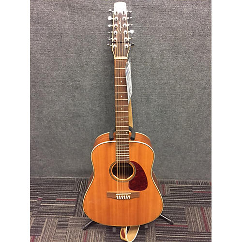 used seagull maritime 12 12 string acoustic electric guitar guitar center. Black Bedroom Furniture Sets. Home Design Ideas