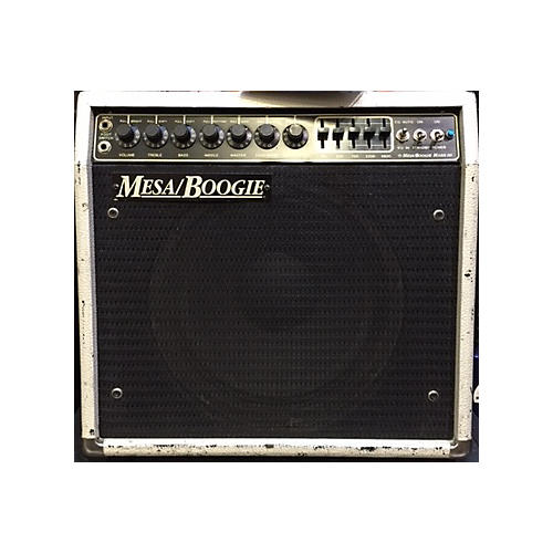 Mesa Boogie MARK III Tube Guitar Combo Amp White