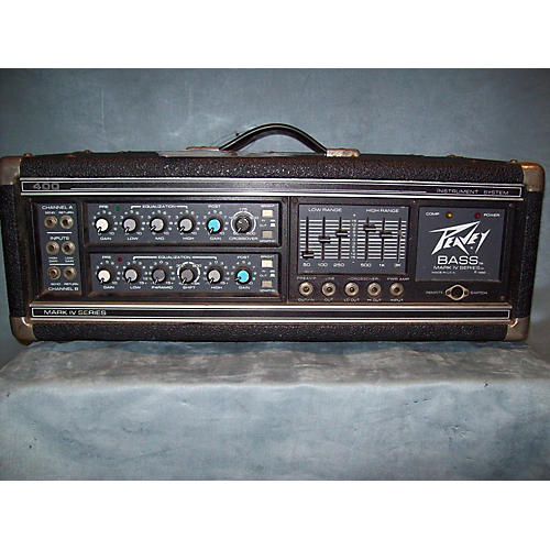 used peavey mark iv bass amp head guitar center. Black Bedroom Furniture Sets. Home Design Ideas