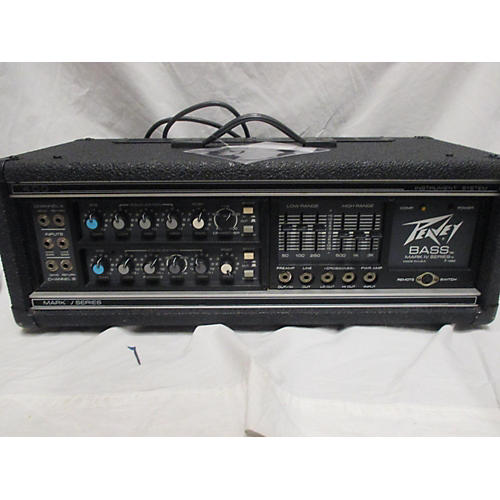 used peavey mark v bass head bass amp head guitar center. Black Bedroom Furniture Sets. Home Design Ideas