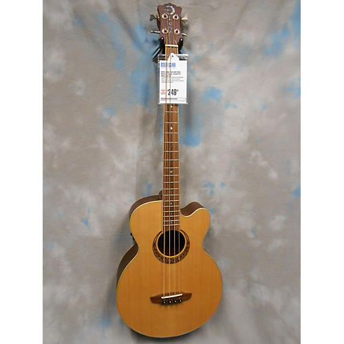 Luna Guitars MAS BASS Acoustic Bass Guitar