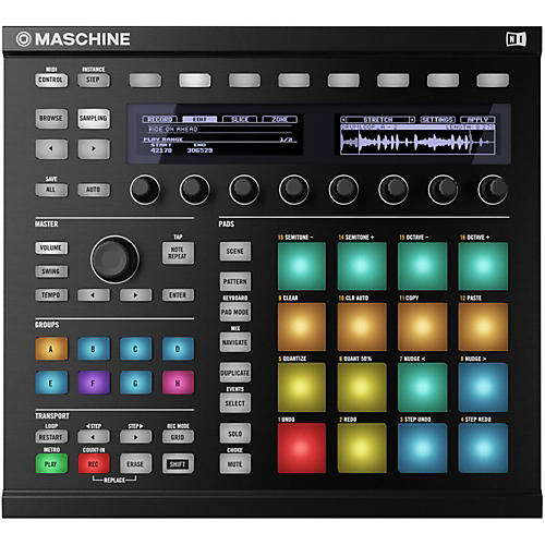 Native Instruments MASCHINE MK2-thumbnail