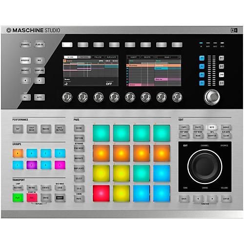Native Instruments MASCHINE STUDIO Platinum Edition