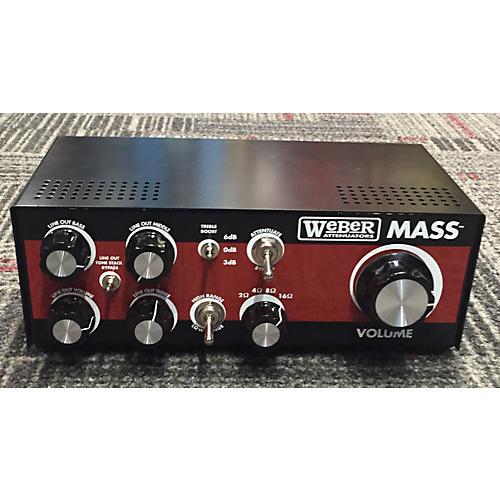 Weber MASS 100 Attenuator Power Supply